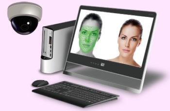 クラウド型顔認証入退室管理システム